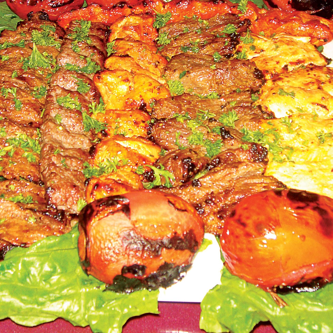 Ava persian mediterranean cuisine gentlemens guide la for About mediterranean cuisine