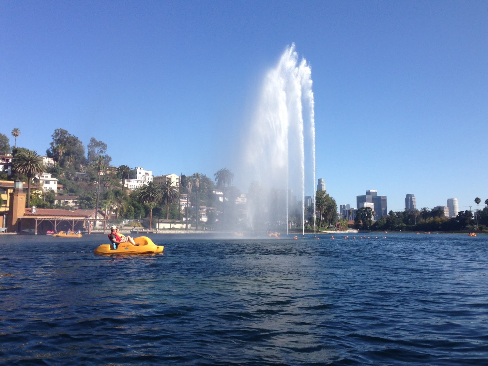 Hot spring spots in la to take your date gentlemens guide la for Lake fishing near los angeles