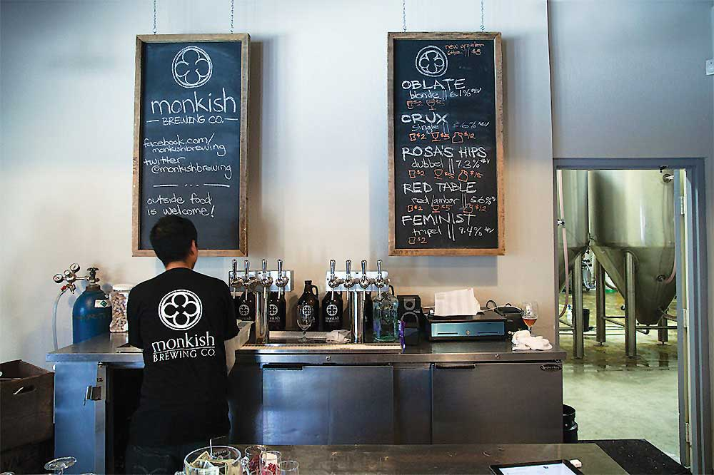 Monkish Brewing Co