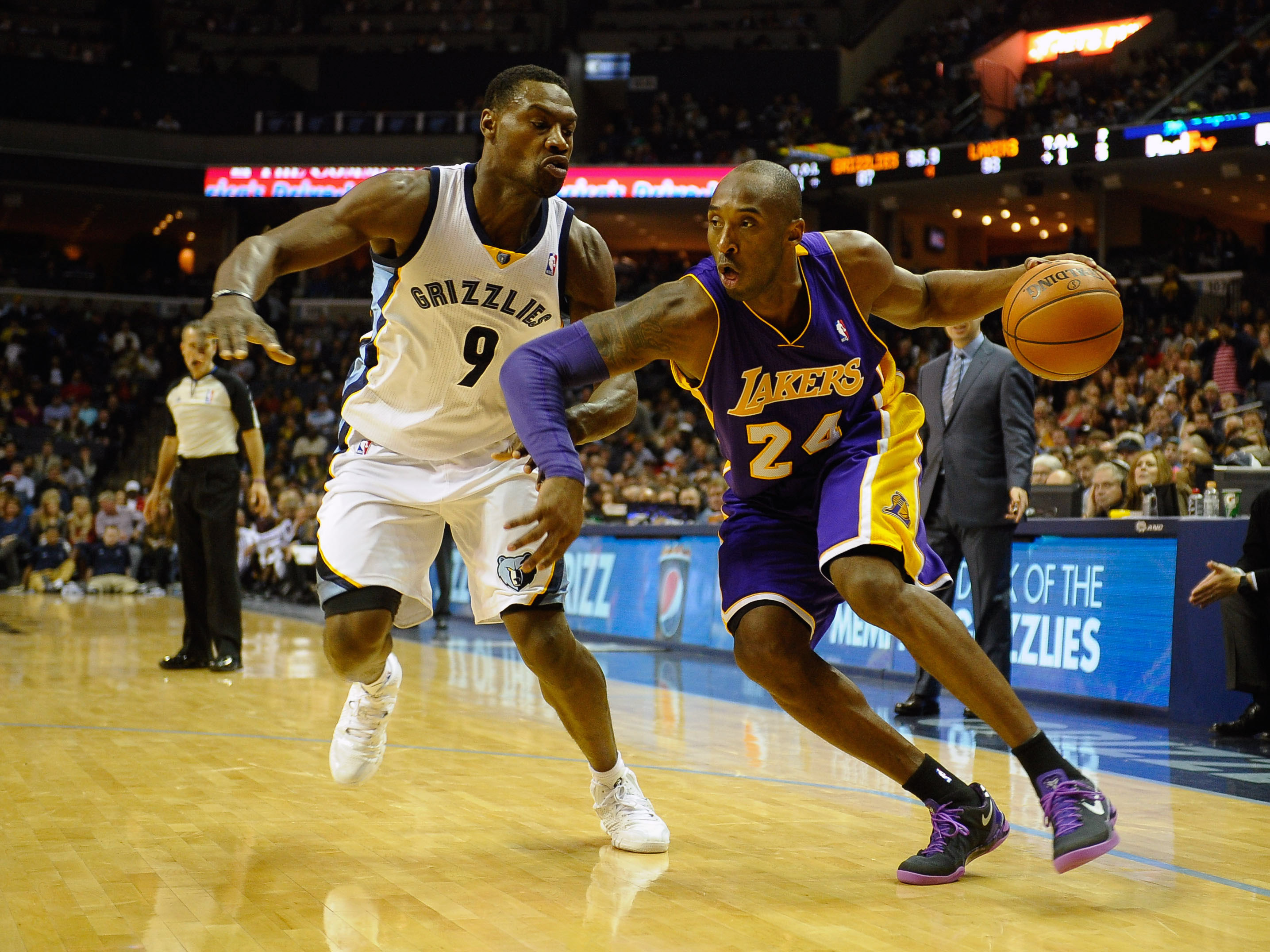 Lakers Legend Kobe Bryant's NBA Career Comes to a Close