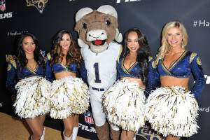 """Premiere Of HBO And NFL Films """"Hard Knocks: Training Camp With The Los Angeles Rams"""" - Arrivals"""