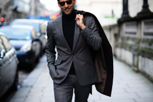 baggy-suit
