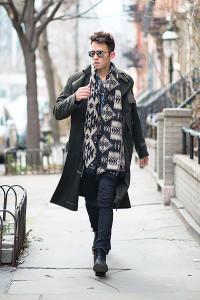 long-scarf