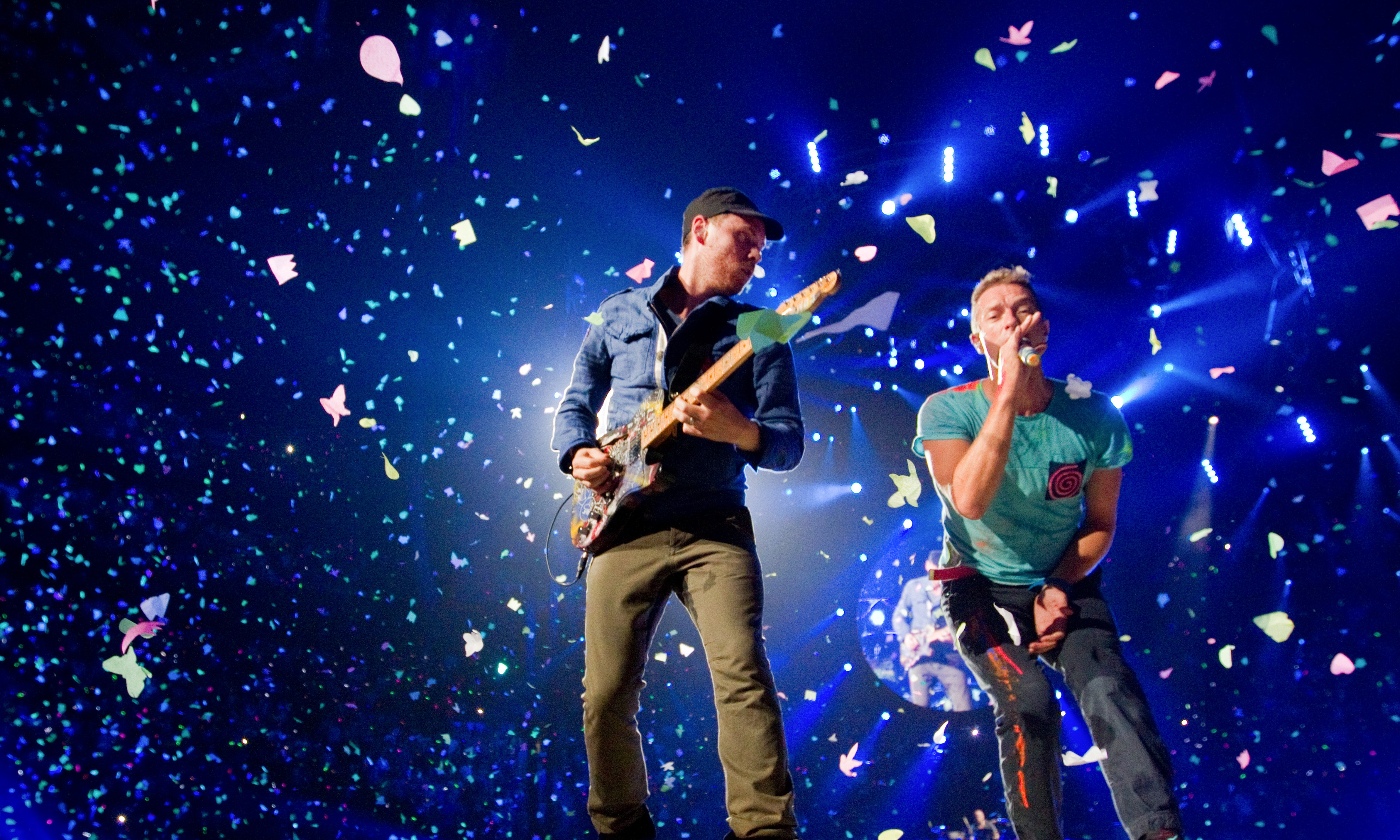 coldplay live 2019