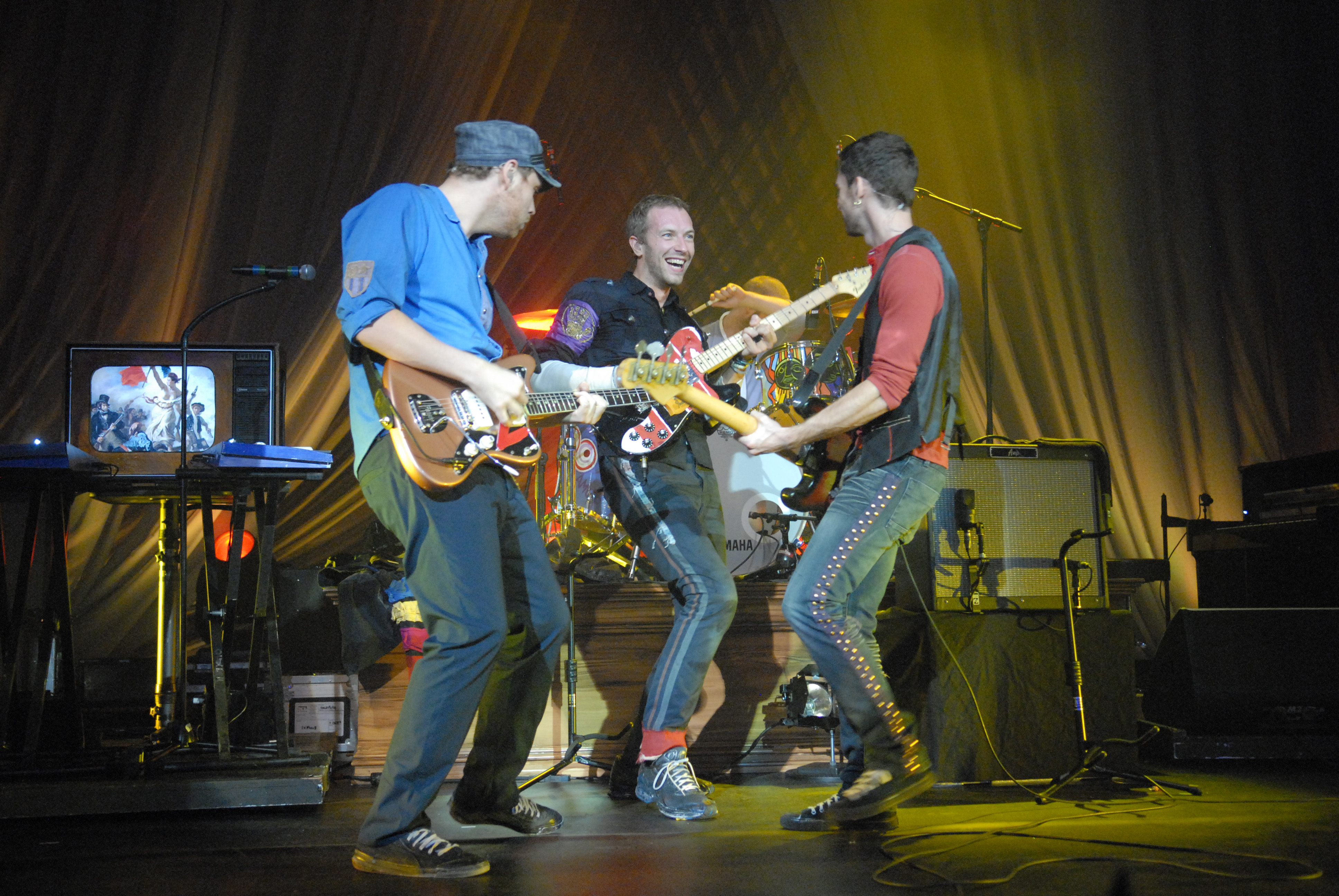 Coldplay Gets Hot The Making Of A Legendary Band