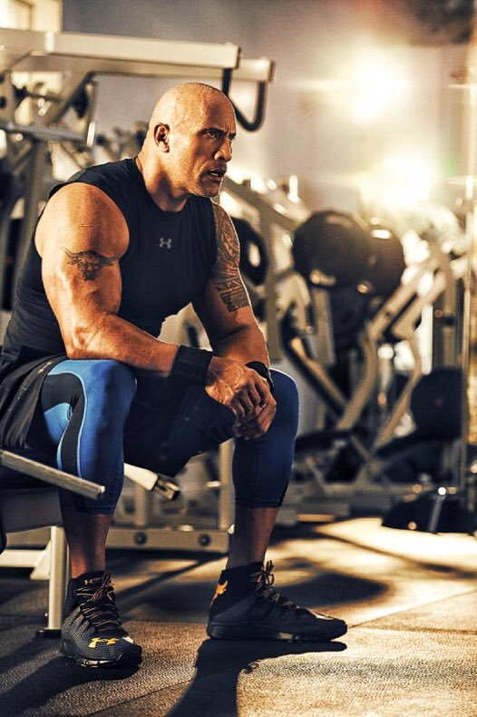 Rock Your Physical & Mental Health: Dwayne Johnson's