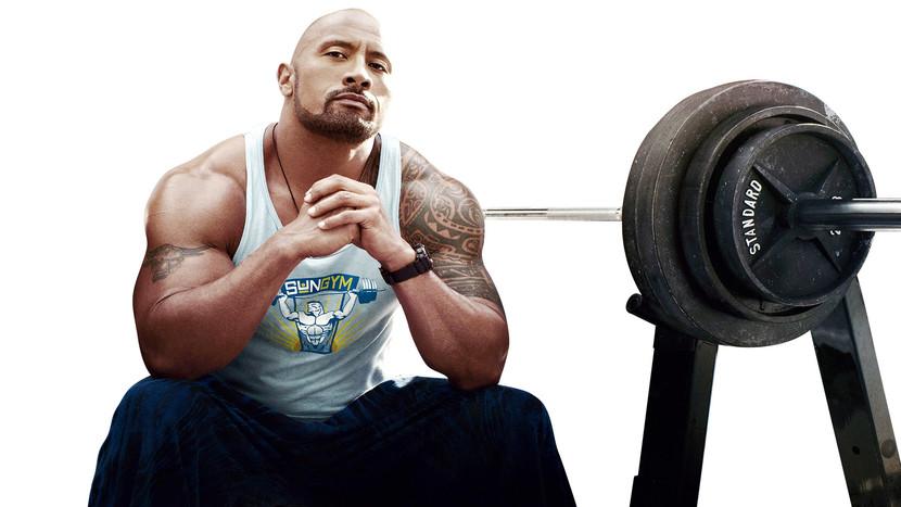 Rock Your Physical Amp Mental Health Dwayne Johnson S