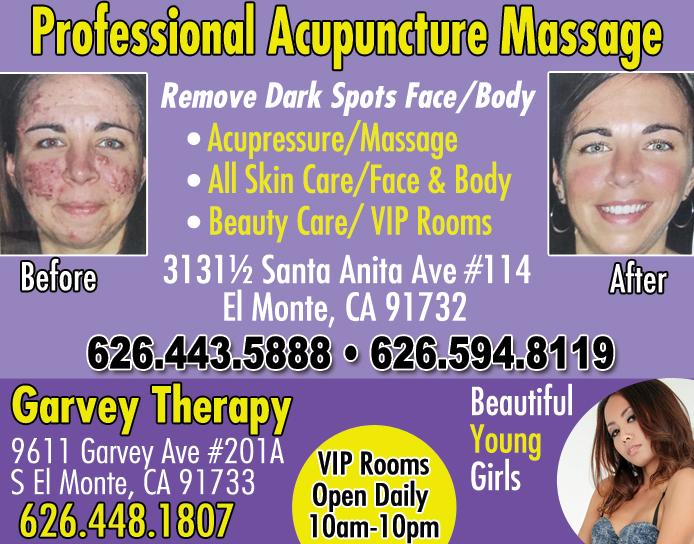 San Gabriel Valley Spas Massages Gentlemens Guide La