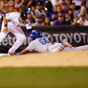 Dodgers v. Rockies