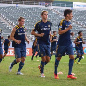 Los Angeles Football Club v. LA Galaxy
