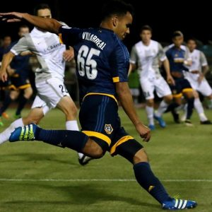LA Galaxy II v. Rio Grande Valley FC in Carson