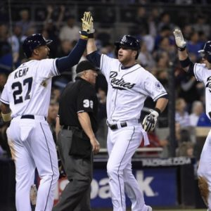 San Diego Padres V.S. Los Angeles Dodgers