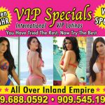 VIP Specials featured