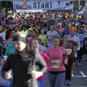 Thanksgiving Run- Turkey Trot