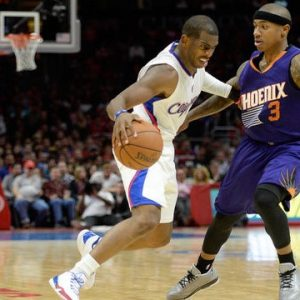 Phoenix Suns V.S. Los Angeles Clippers
