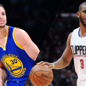 Golden State Warriors V.S. Los Angeles Clippers