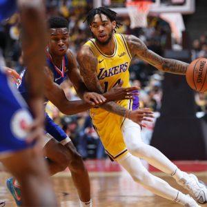 LA Lakers vs. Clippers