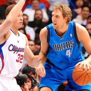 LA Clippers vs. Dallas Mavericks