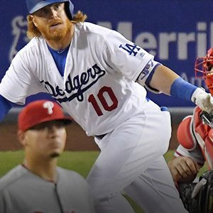 Dodgers v. Phillies
