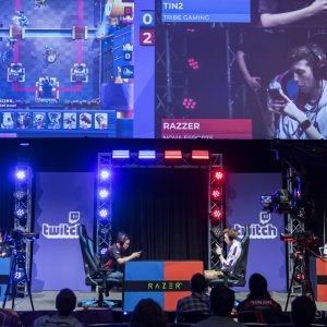 Electronic Games Expo