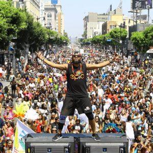 Hollywood Carnival
