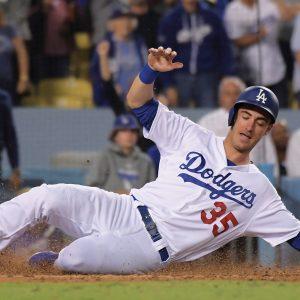 Los Angeles Dodgers vs San Diego Padres (Holiday Fireworks)